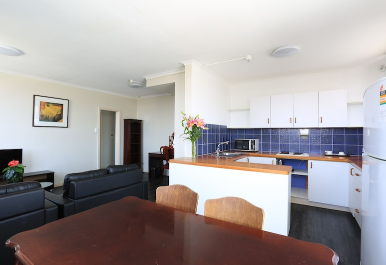 Coogee Prime Lodge, Coogee, Suite, 2Schlafzimmer, Wohnbereich