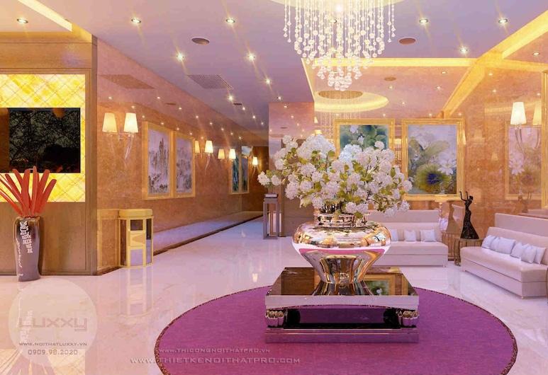 Khách sạn Hoàng Mấm Minh Cầu, Thái Nguyên, Tiền sảnh