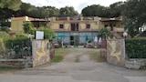 hôtel Tarquinia, Italie