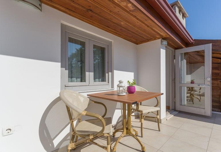 Villa Mavi Luxury Aparts, Antalya, Apart Daire, 1 Yatak Odası, Teras, Teras/Veranda