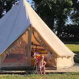 Tienda de campaña (Glamping Tent  - Chestnut) - Habitación
