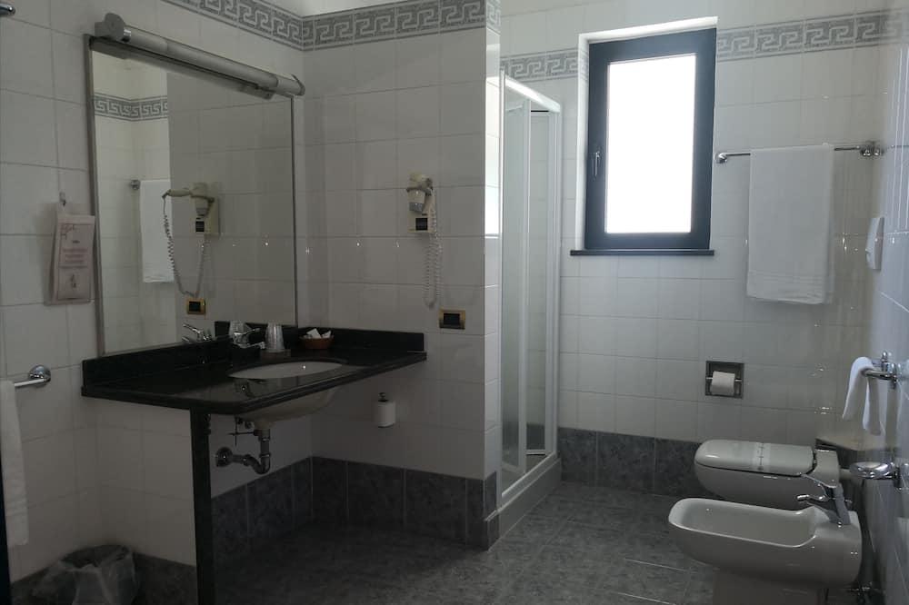 Comfort Double Room Single Use, 1 Katil Kelamin (Double) - Bilik mandi