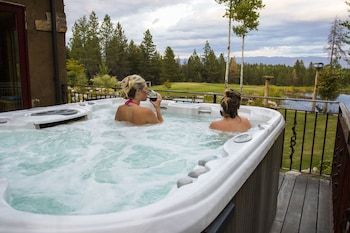 Slika: Talus Rock Retreat ‒ Sandpoint