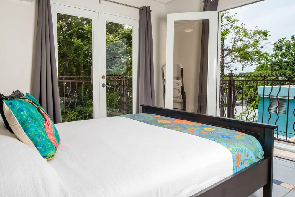 Oda, Balkon, Bahçe Manzaralı - Öne Çıkan Resim