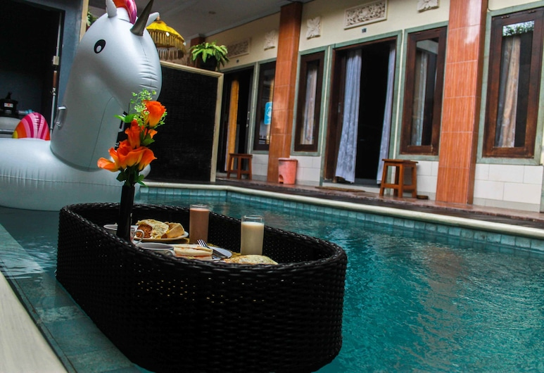Antara Sunset Road, Kuta, Indoor Pool