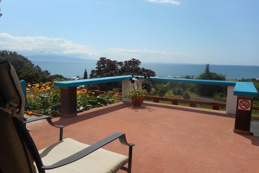 Soba, 1 queen size krevet, pogled na ocean - Pogled s balkona