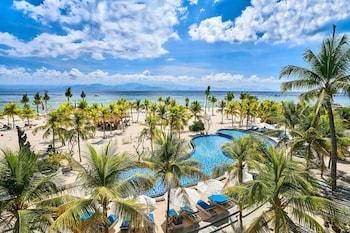 Lembongan Adası bölgesindeki Mahagiri Resort Nusa Lembongan resmi