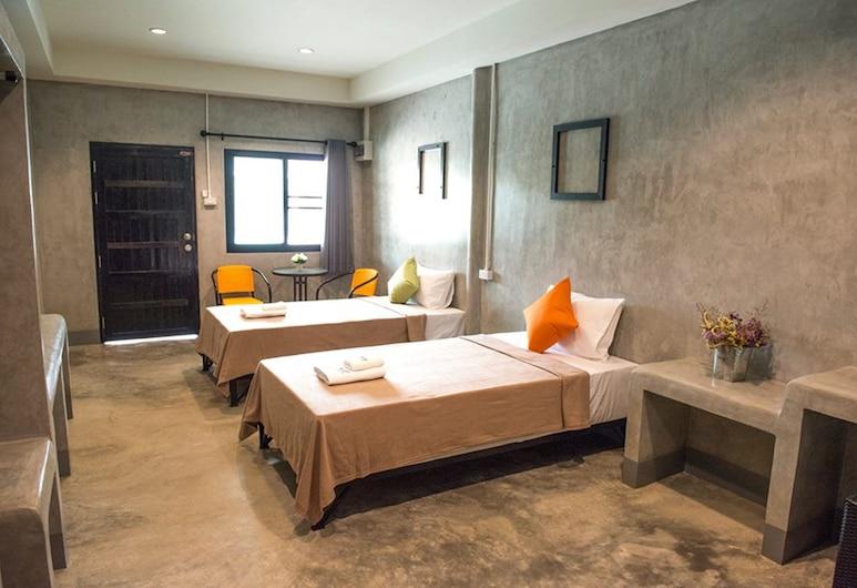 The Loft at Chiangrai, Chiang Rai, Budget Twin Room , Guest Room