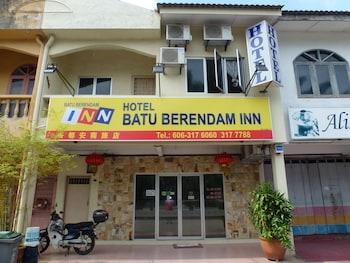 Malacca bölgesindeki Batu Berendam INN resmi