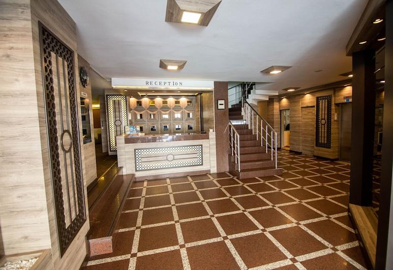 Sahinler Hotel, Istanbul, Reception