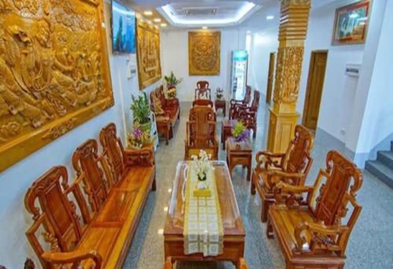 Hotel G-Seven, Mandalay, Puhkeala fuajees