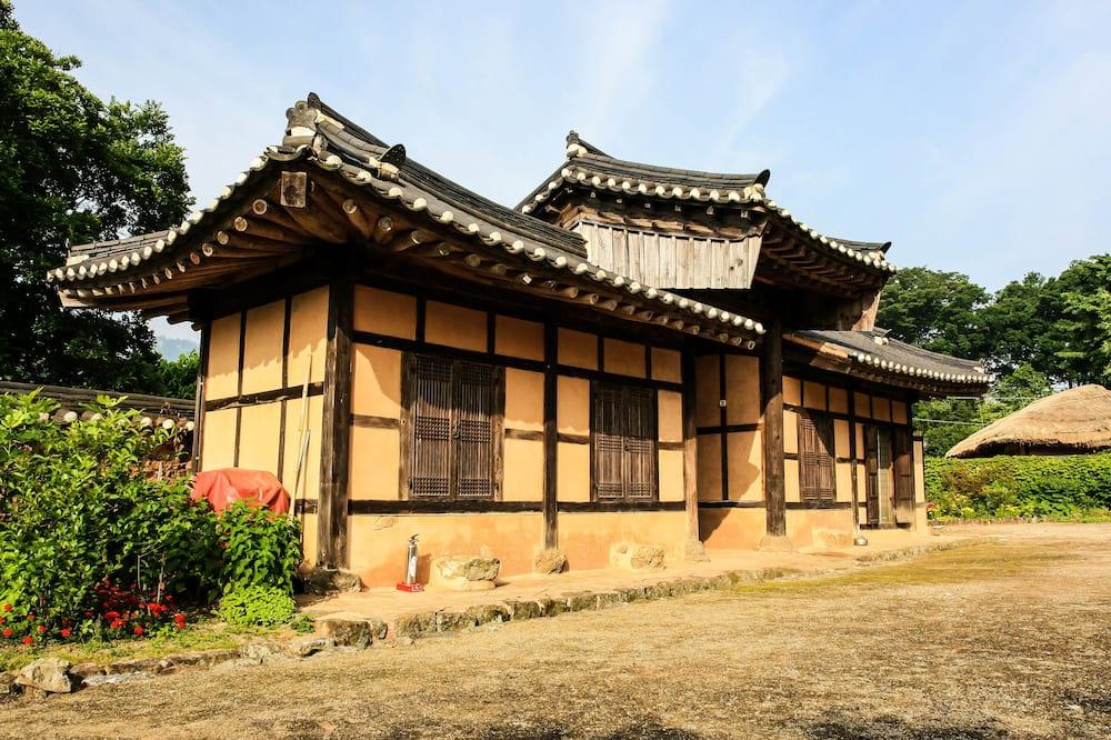 Tradicionāla māja (HaengRangBang) - Viesu numurs