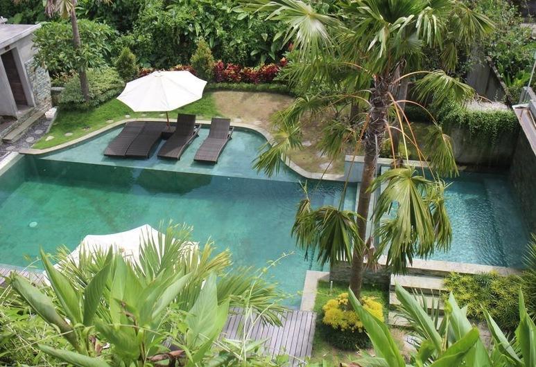 Betutu Bali Villas, Ubud, Vue depuis l'hôtel