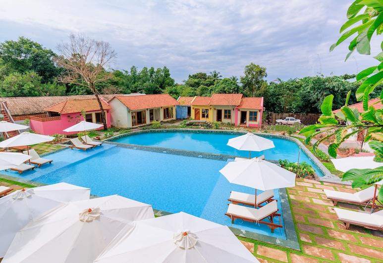 Hillside Village Resort, Phu Quoc, Vonkajší bazén