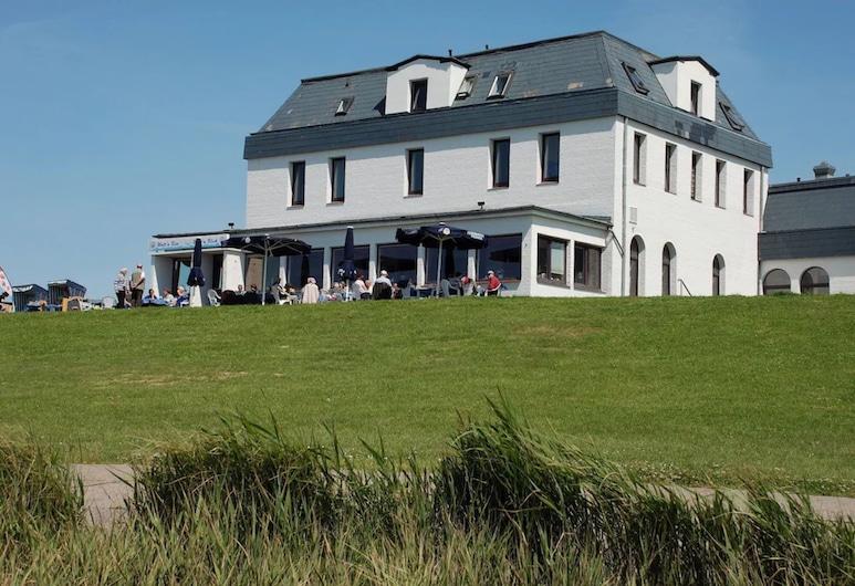 Strandhotel Dagebüll, Dagebüll, Taras/patio