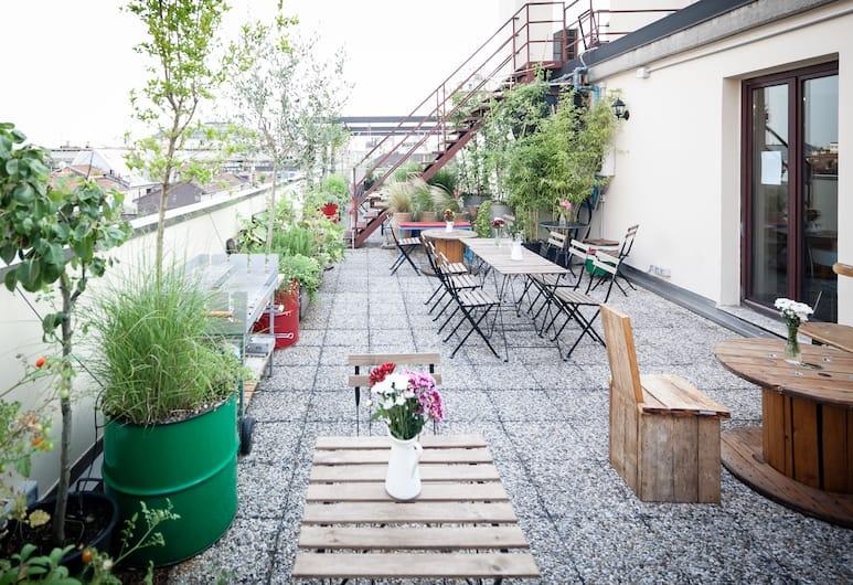 Ostello Bello Grande, Milano, Terrasse/patio