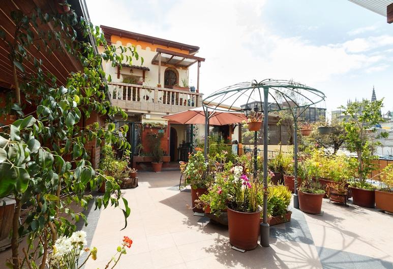 ArtPlaza, Quito, Kahetuba, Tuba