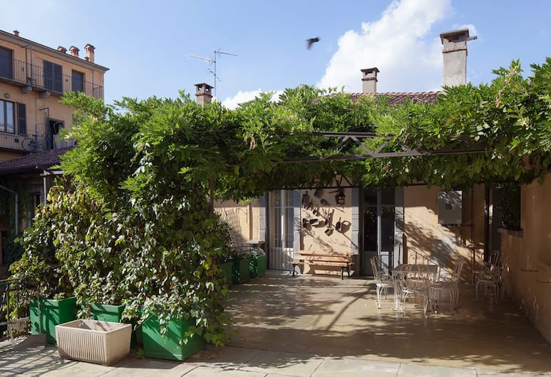 Bed & Breakfast Ekoliving, Milan, Teras/Patio