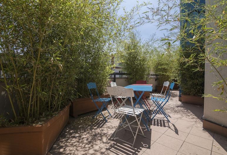 La Cordata Accommodation - Zumbini 6, Milan, Terrace/Patio