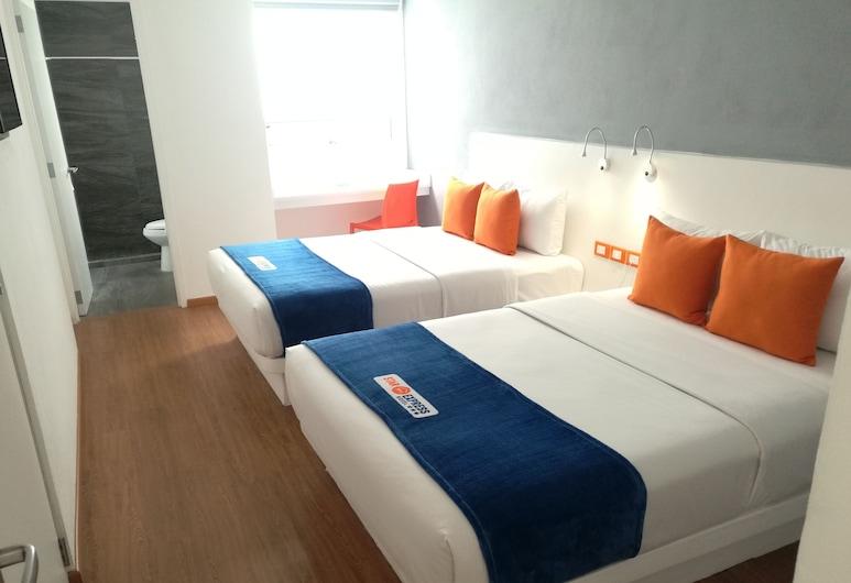 Hotel Star Express, Puebla, Familiekamer, Kamer