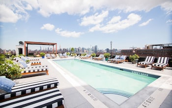 Foto The Williamsburg Hotel di Brooklyn
