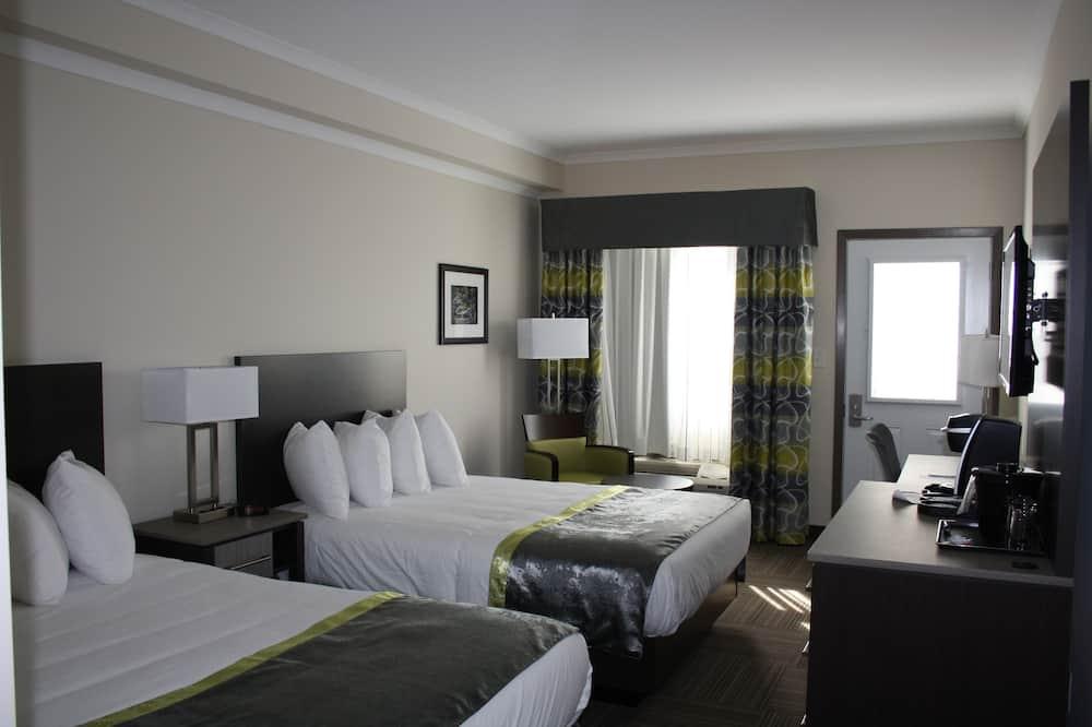 Soba, 2 bračna kreveta (Pet Friendly) - Soba za goste
