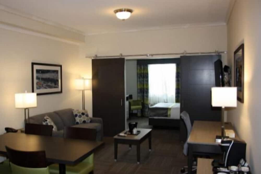 Suite, 1 spavaća soba, čajna kuhinja - Dnevni boravak