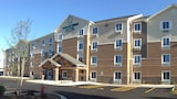 Foto di WoodSpring Suites Chicago Darien a Darien