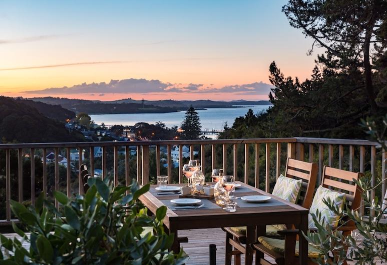 Allure Lodge, Paihia, Κατάλυμα σε Αγροικία, 2 Υπνοδωμάτια, Θέα στη Θάλασσα, Αίθριο/βεράντα