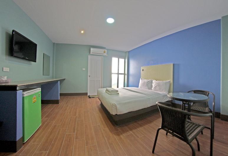 Central Park Hotel, Sing Buri, Štandardná dvojlôžková izba, Hosťovská izba