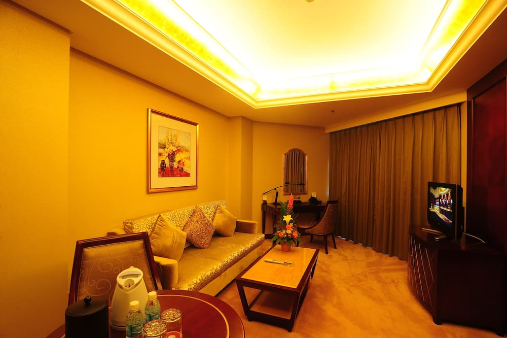 Suite (Residential) - Living Room