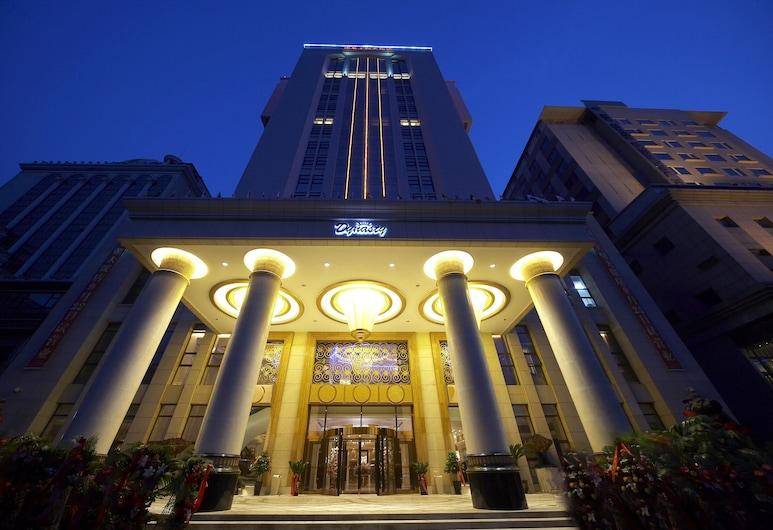 大連ダイナスティ インターナショナル ホテル (大连国尊王朝大饭店), 大連