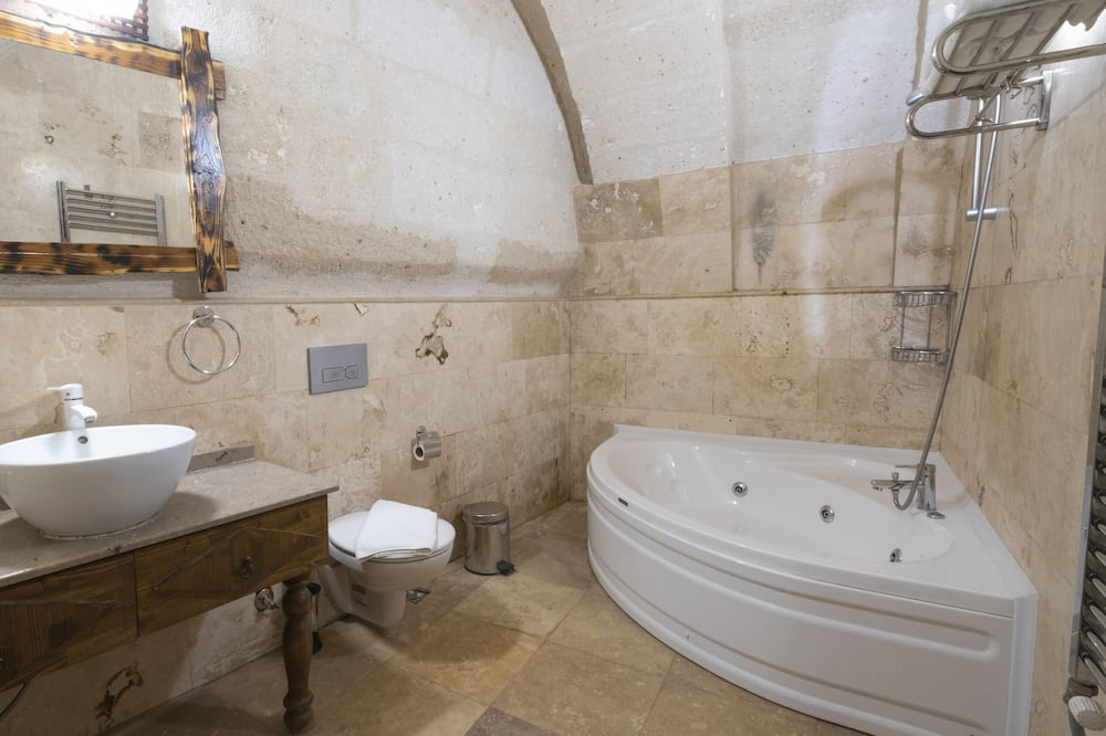 蜜月套房, 按摩浴缸 - 浴室