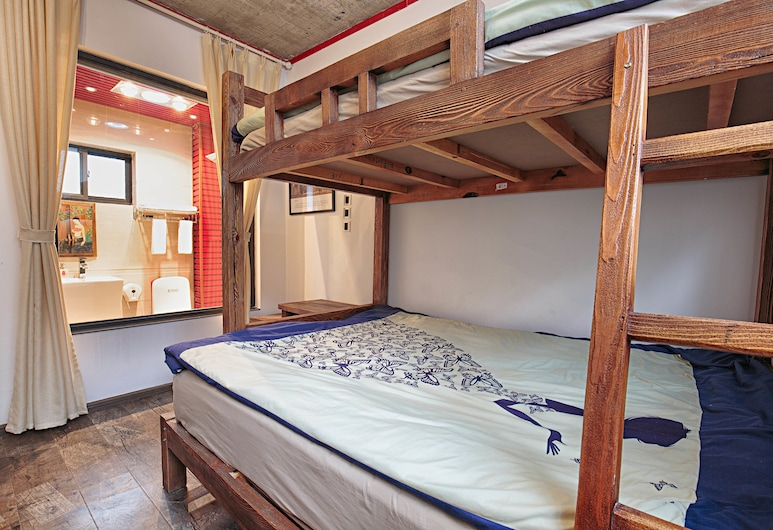China Old Story Inns Dali Elite Garden, Dali, Family Triple Room, Multiple Beds, Guest Room