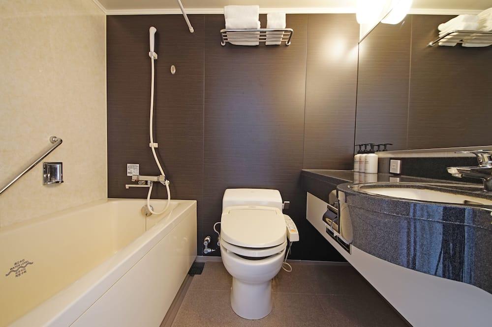 Стандартный номер, для некурящих (Quintuple Room) - Ванная комната