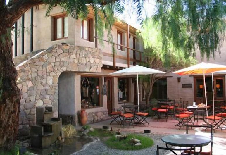 Gaia Habitaciones Boutique, Tilcara, Terrace/Patio