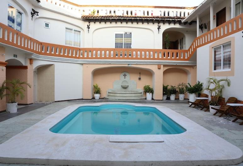 Hotel Casa Blanca del Sol Tangolunda, Santa María Huatulco, Sala de estar