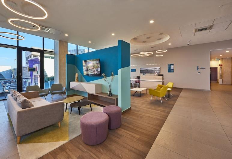 City Suites Tijuana Río, Tijuana, Lobby Sitting Area