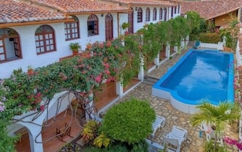 Granada bölgesindeki La Posada del Sol resmi