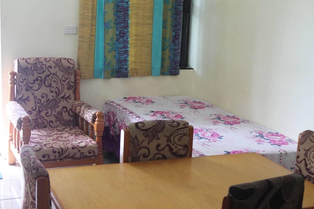 Lägenhet - 1 sovrum - Matservice på rummet