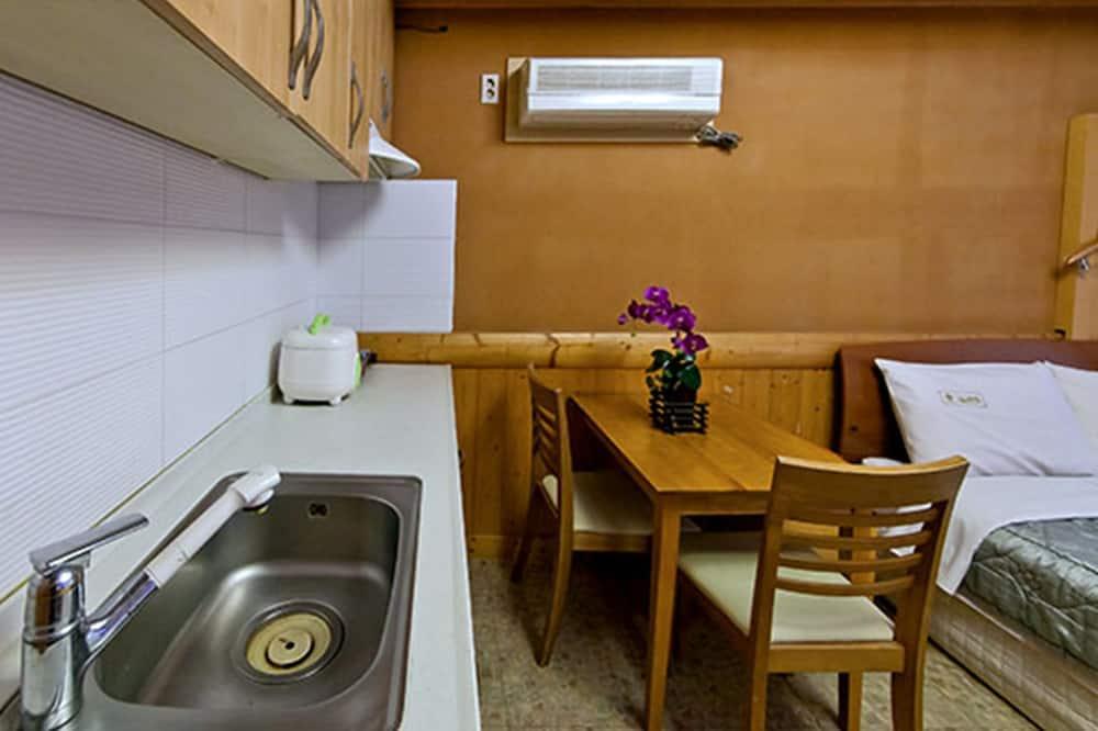 標準雙人房, 小廚 - 客廳