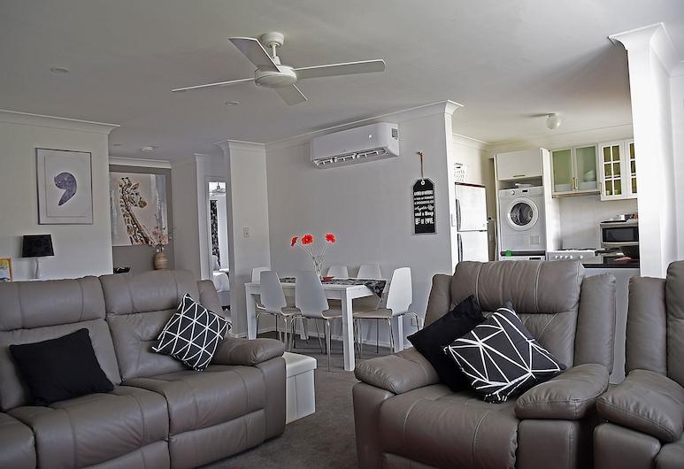 Cole House Apartments, Orindžas, Svetainės zona