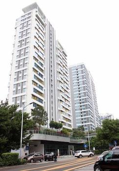 深圳深港酒店公寓南油店的圖片
