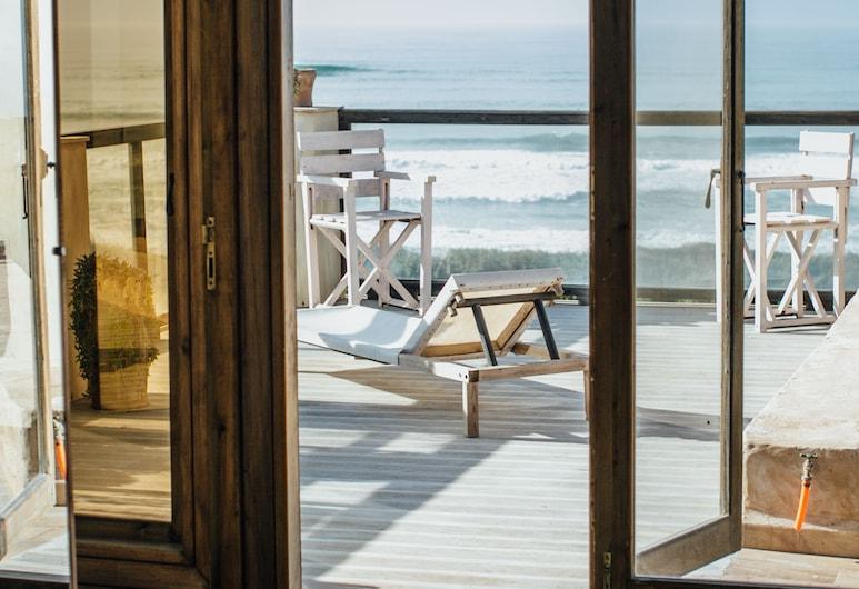 Dar Danse the Bubble on the Beach, Akermoud, Penthouse Panoramique, 2 chambres, terrasse, vue océan, Chambre