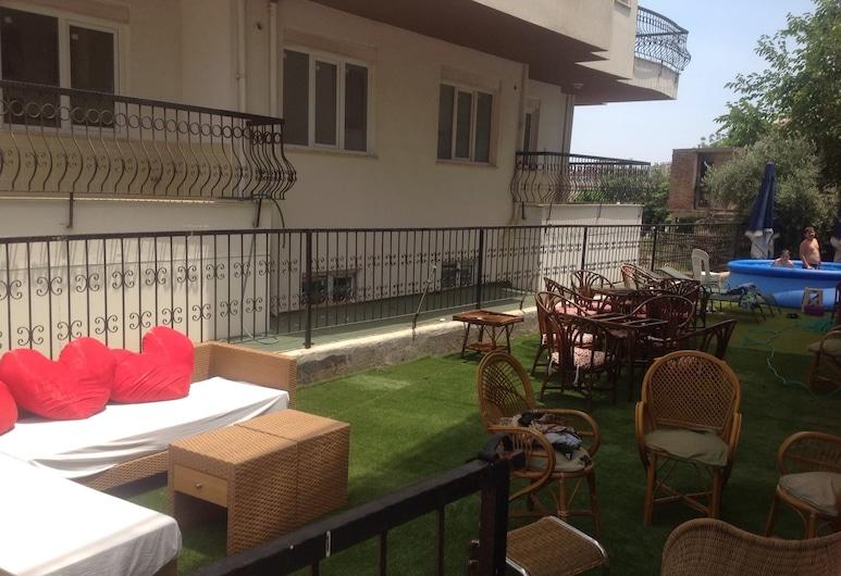 Öz Mert Hotel, Konyaaltı, Garten
