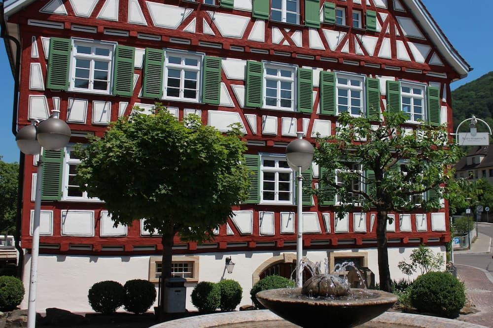 Altes Pfarrhaus, Bad Ueberkingen