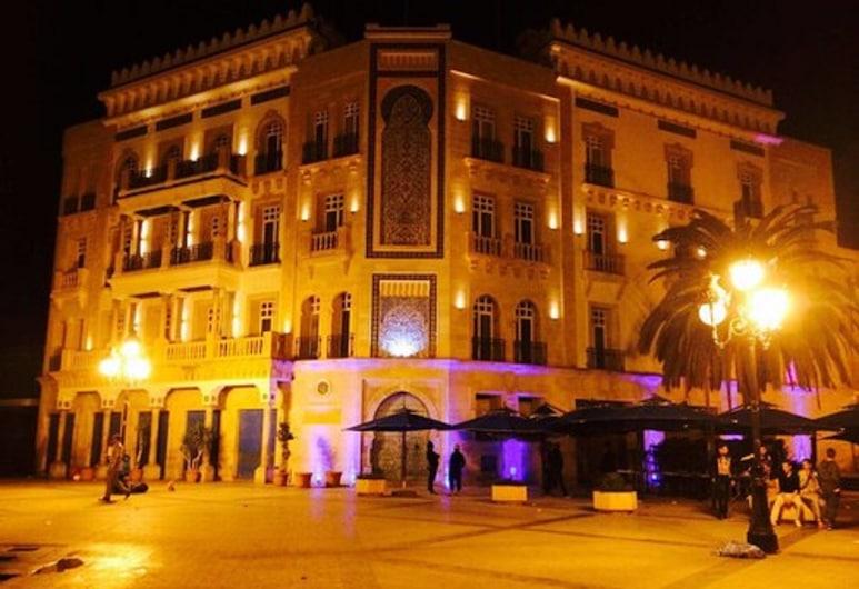 Hôtel Royal Victoria, Туніс, Тераса/внутрішній дворик