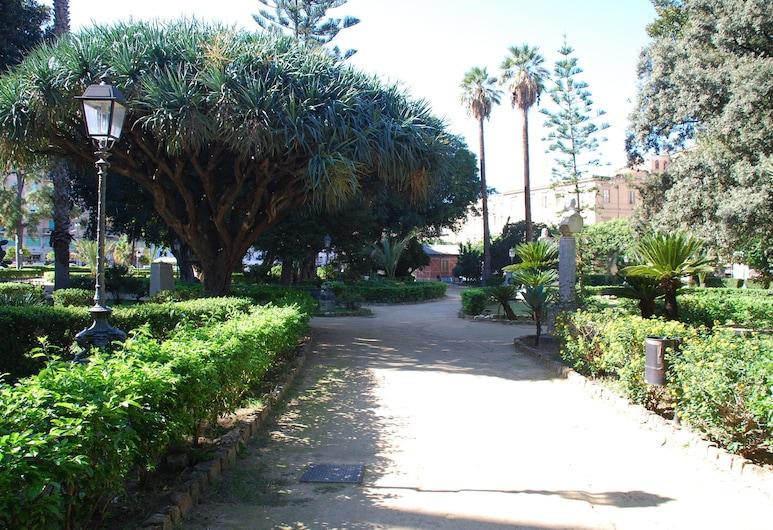 부티크 B&B 빈티지, 팔레르모, 정원