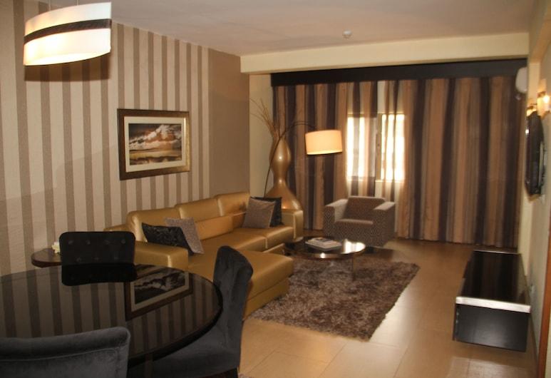 Hotel Tivoli, Luanda, Suite, Zimmer