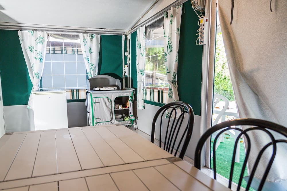 Tent - Woonruimte